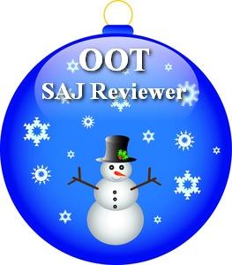 My SAJ Charity Ornament Sig
