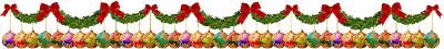 Christmas Line Divider