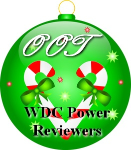 My beautiful Power Reviewers Christmas Ornament sig gifted by GeminiGem