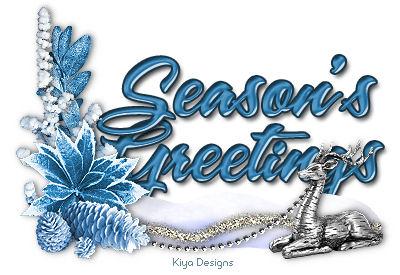 Season's Greetings Header