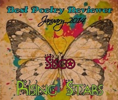 Rising Star Best Poetry Reviewer for the Month for January 2014!