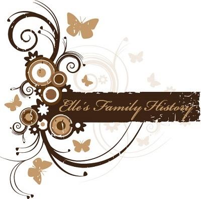 Header for my family history folder