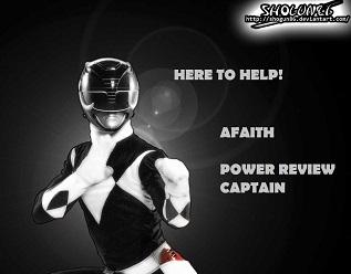 HERE TO HELP! AFAITH PR CAPTAIN