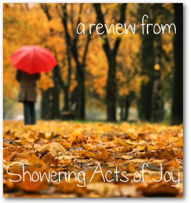 A review from Showering Acts of Joy