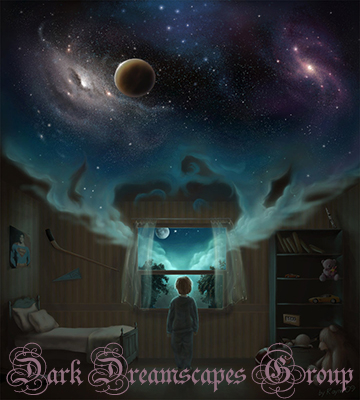 Main Banner for Dark Dreamscapes Group
