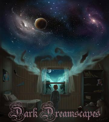 Dark Dreamscapes Banner