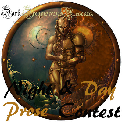 Banner for Dark Dreamscapes Prose Contest