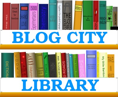 Blog City Library Image