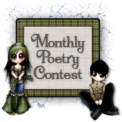 A image for the Monthly Poetry Contest