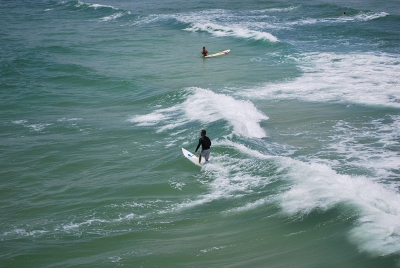 Beauty of the Surfer