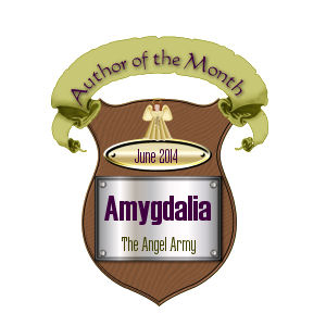 Author of the month siggie