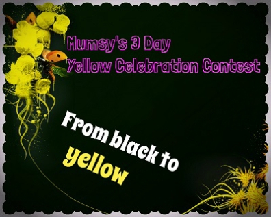 Banner for 3 Day Yellow Celebration Contest