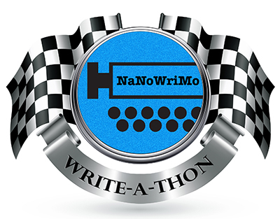 Banner for the 2014 NaNoWriMo Write-A-Thon