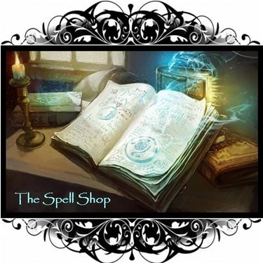 The Spell Shop - Main Image