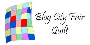 Logo for Blog City fair Quilt