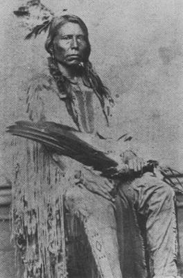 Picture of Crazyhorse-Lakota-Native