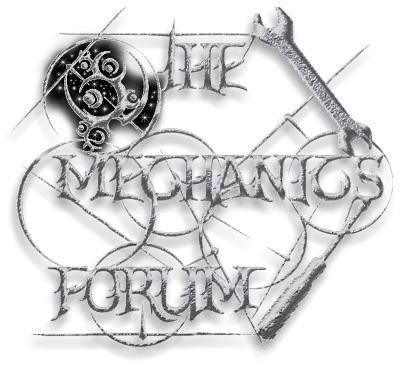 The Mechanics Forum Logo