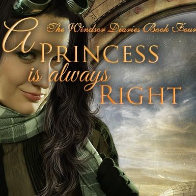 Working Cover for A Princess is Always Right