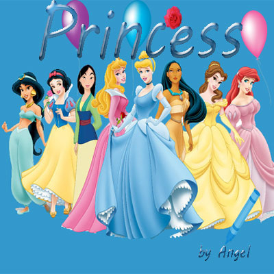 Beautiful Disney Princesses Image by best friend Angel.