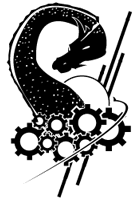 The logo of WYRM's main page.