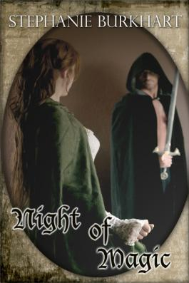 Ebook Cover for Night of Magic.