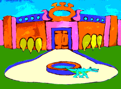 Prince Aqua's Palace
