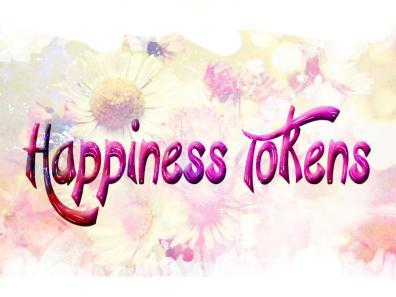 Happiness tokens logo