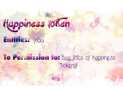 Happiness tokens logo 2