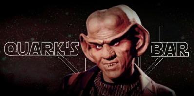 Quark's Bar banner