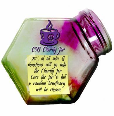 CSD Charity Jar