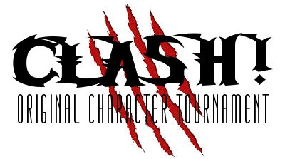 Header image for the Clash! character tournament