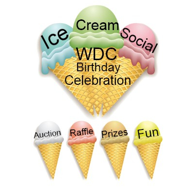 Ice Cream Social Clickable Ad/banner made by WhoMe???