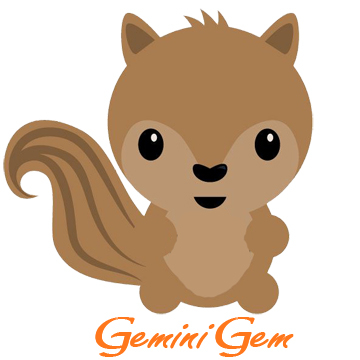Pet Squirrel Signature