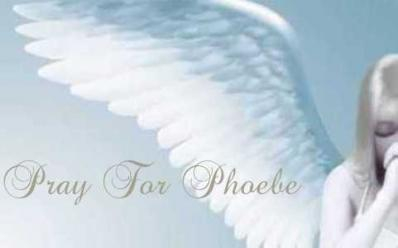 A prayer sig for Phoebe