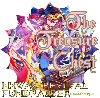 A banner for the Treasure Chest filled with goodies from the pirates and marines!
