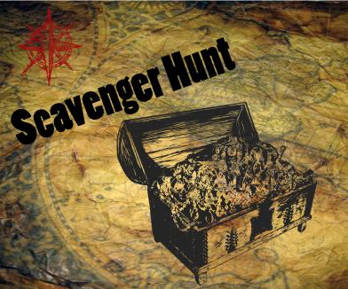 Scavenger hunt image