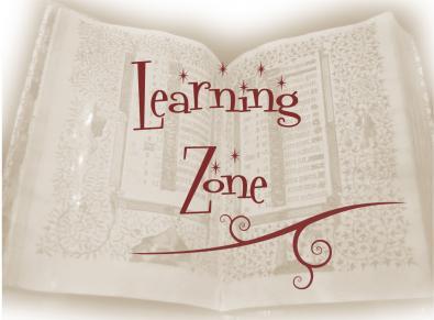 Learning zone image
