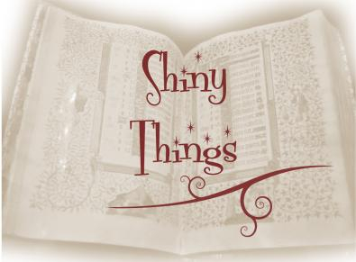 SKW Shiny things image