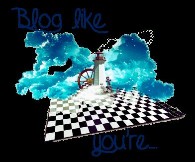 Blog like... image