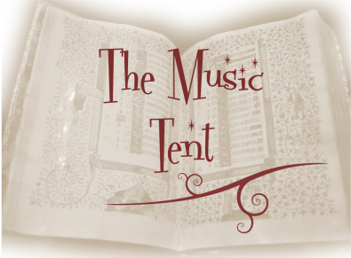 The Music Tent Image
