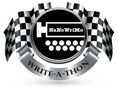 Banner for the 2015 NaNoWriMo Write-A-Thon