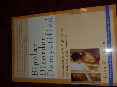 Primary source for bipolar disorder information