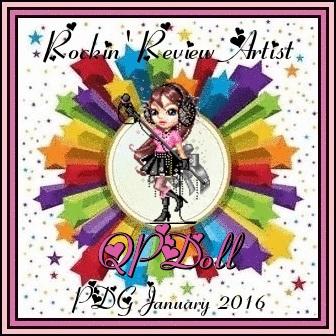 January PDG Rockin Review Artist image
