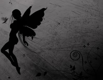shadow of a fairy