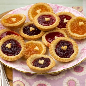 Jam Tarts for the Mad Hatter's Tea Party