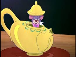 Mad Hatter's Teapot
