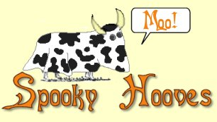 Halloween Signature Made For Hooves Many Years Ago