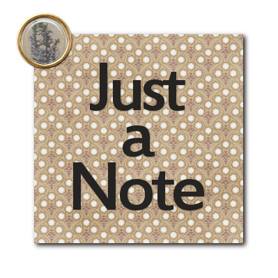 A 'note' image