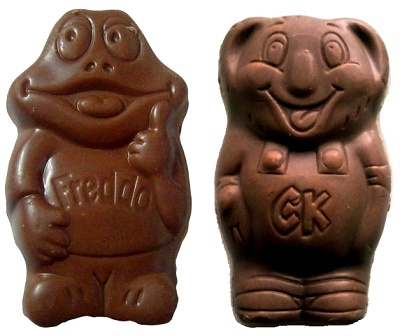 Freddo and Caramello Koala