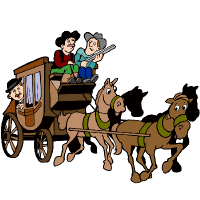 old west stagecoach